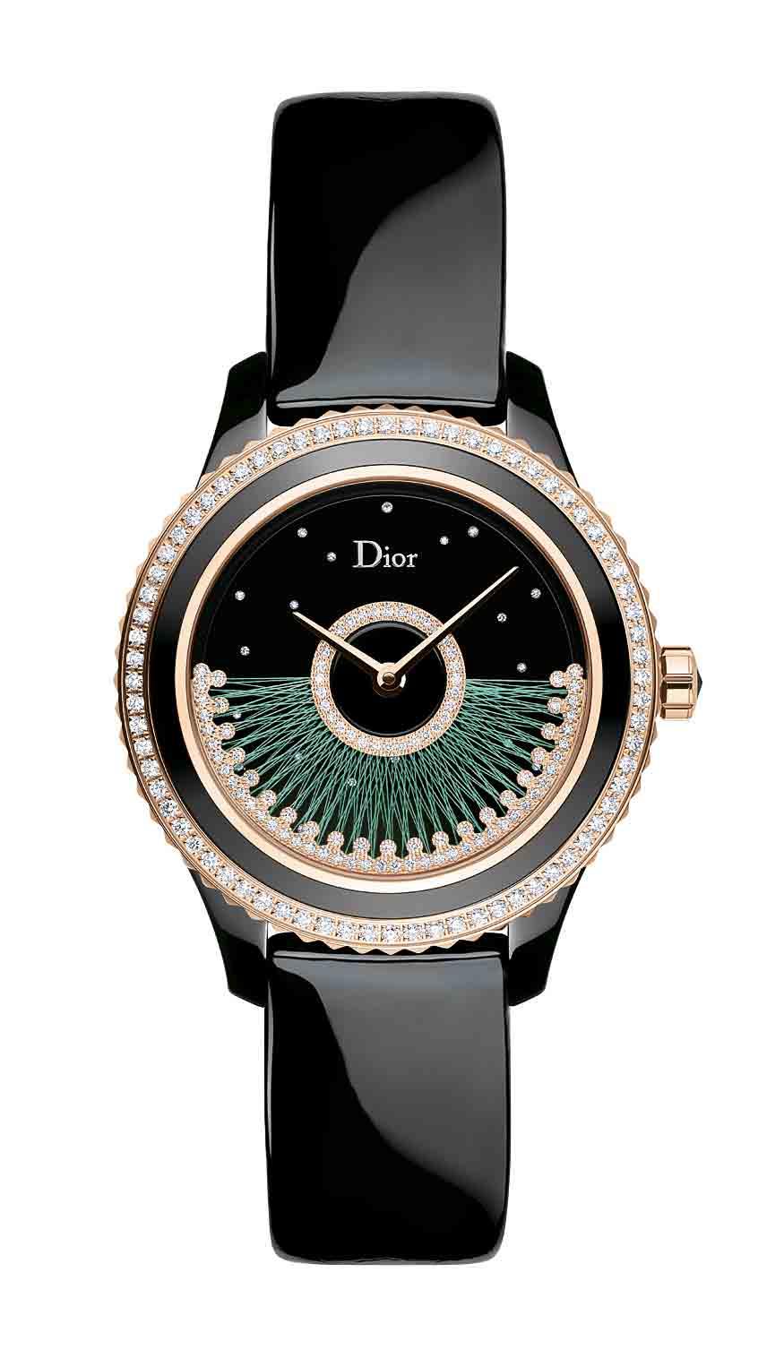 e07f43ca5c3ef DIOR تناقض جميل - عالم الساعات و المجوهرات