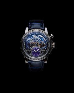 ساعة Louis Moinet mobilis