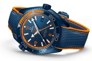 ساعة Omega Seamaster 600 Planet Ocean Big Blue
