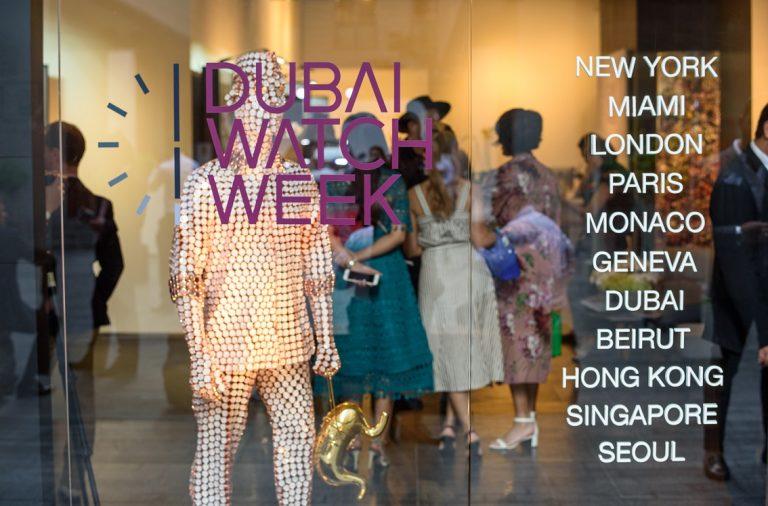 Dubai Watch Week Announces its Return 3