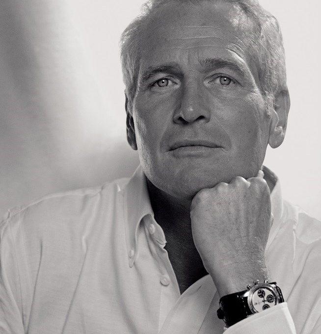 الممثل والمخرج الأمريكي الراحل و الحاصل على جائزة الأوسكار Paul Newman