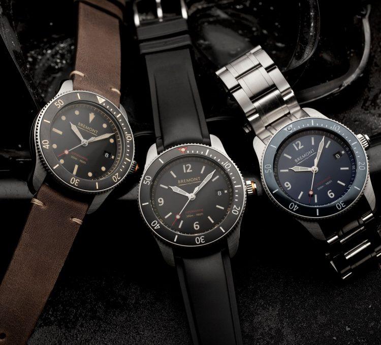 نماذج ساعات Bremont Supermarine 300 و 301