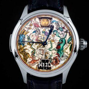 ساعة CELESTIAL HEMISPHERE من maitres du temps