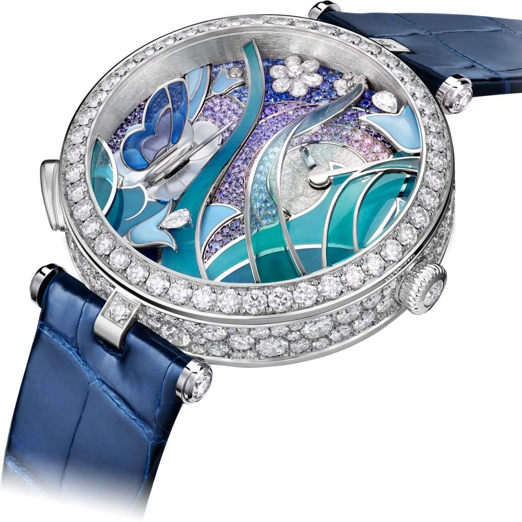 ساعة Van Cleef & Arpels Lady Arpels Papillon Automate