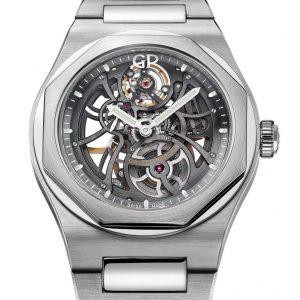 ساعة LAUREATO SKELETON من Girard Pirregaux
