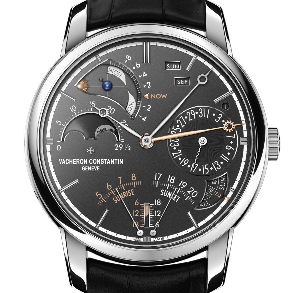 ساعة Les Cabinotiers Celestia Astronomical Grand Complication 3600 من Vacheron constantin