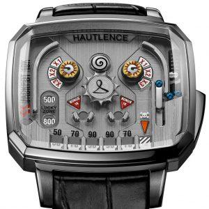 ساعة Pinball من Hautlence