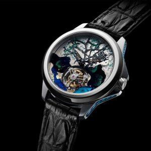 ساعة SON OF SEA TOURBILLON من ARTYA
