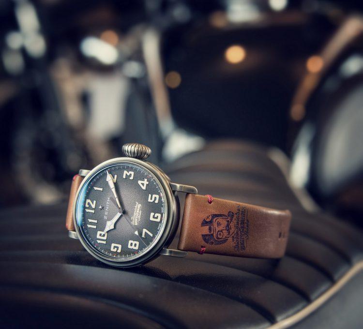 ساعة Gentlemen's Ride ٢٠١٧ من دار Zenith
