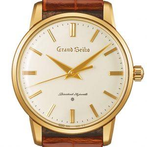 ساعة The recreation of the Grand Seiko  من Grand Seiko