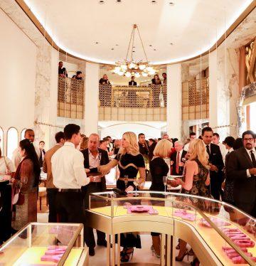افتتاح بوتيك Bulgari الجديد في جادة 5th Avenue في نيويورك