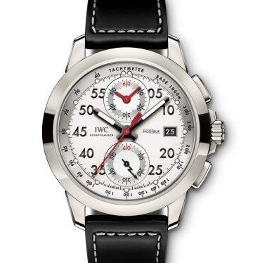 ساعة Ingenieur Chronograph Sport Edition 50th Anniversary of Mercedes AMG، تأتي بإصدار محدود من ـ250 قطعة و هي مصنوعة من التيتانيوم، قرص مطلي بالفّضّة، عقارب سوداء، وحزام من جلد العجل باللون الأسود. وهي تجمع معايرة 89361 المصنّعة في مشاغل الدار والمزّوّدة بوظيفة flyback بين وظيفة ساعة التوقيف الساعات والدقائق في عّدّاد عند الساعة 12. كما أنها تضم هيكلًا من الحديد الليّن للحماية من تأثير الحقول المغناطيسيّة.