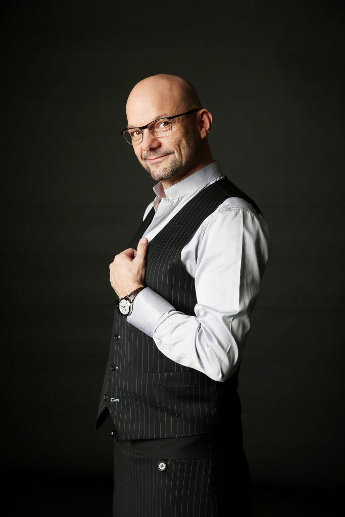 Alexandre Peraldi، رئيس قسم التصميم في دار Baume & Mercier. (مصدر الصورة: Baume et Mercier)