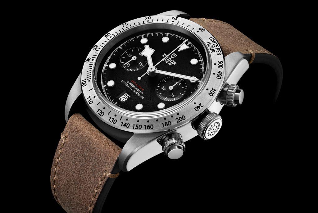 ساعة Tudor Black Bay Chrono