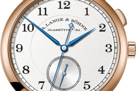 ساعة A. Lange & Söhne 1815 Hommage to Walter Langeمن الذهب الوردي