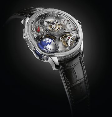 Greaubel Forsey GMT Earth