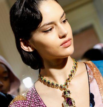 مجوهرات بولغاري تزيّن تصاميم بوتشي في ميلانو!
