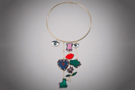 مجوهرات مميّزة من تصميم أشهر الفنانين العالميين في معرض Custot