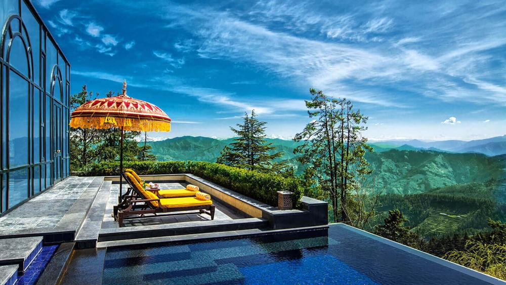 فنادق فارهة تقع على المرتفعات