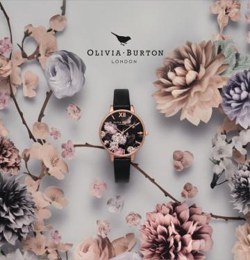 أوليفيا بورتون