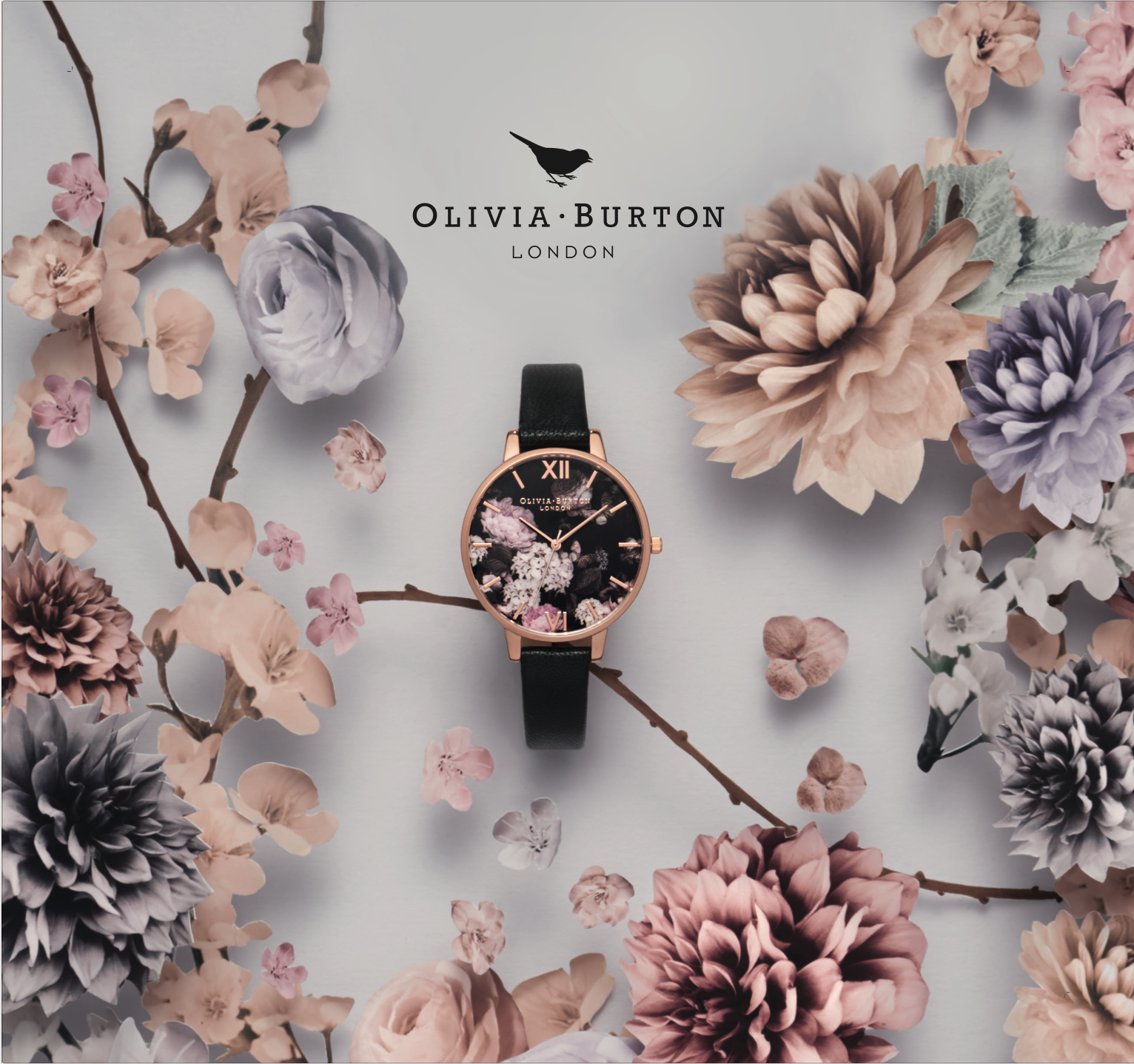 224e0f89d أفضل ساعات النساء المميّزة | أوليفيا بيرتون