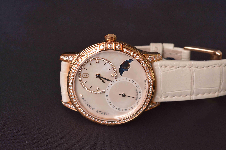 feb178a97 ساعات هاري وينستون الجميلة | ساعات يد فاخرة