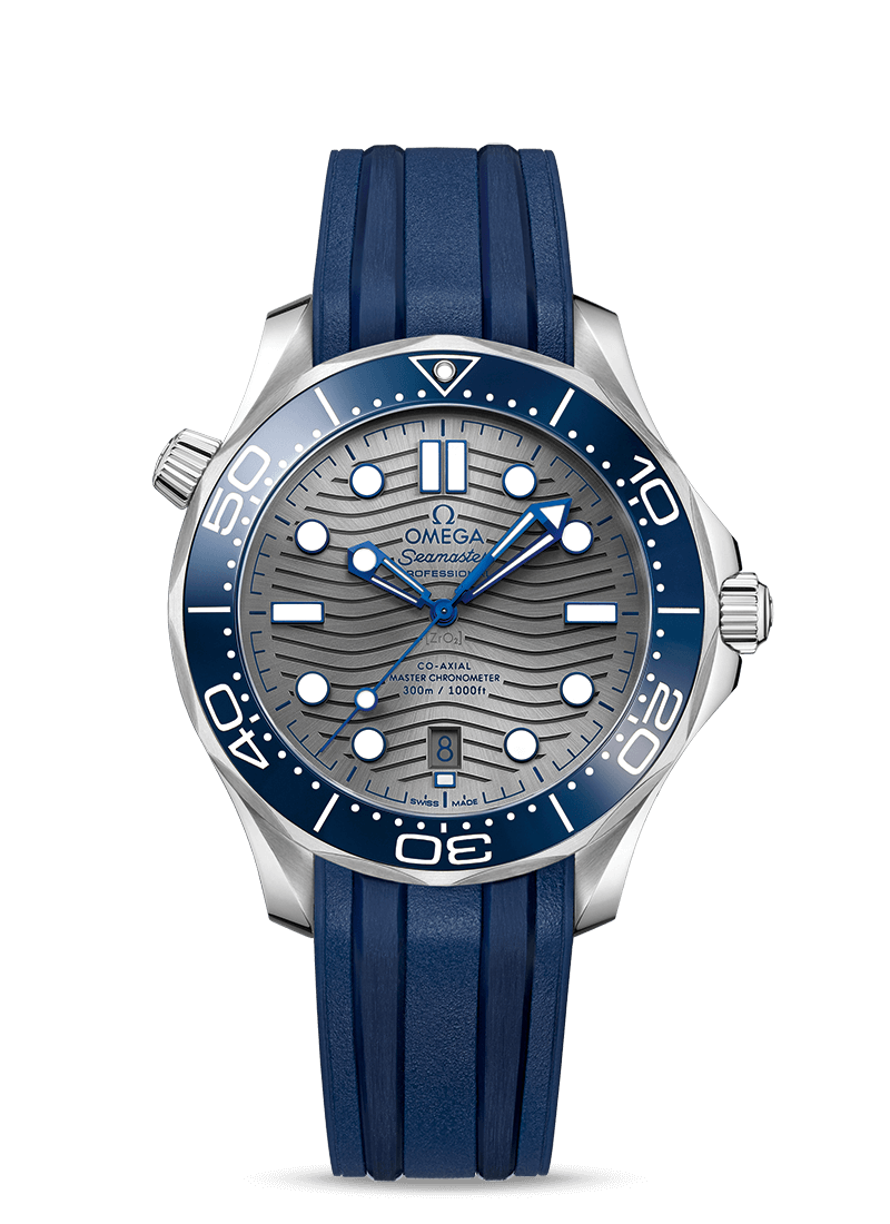 The Omega Seamaster Professional Diver 300M Co-Axial Master Chronometer