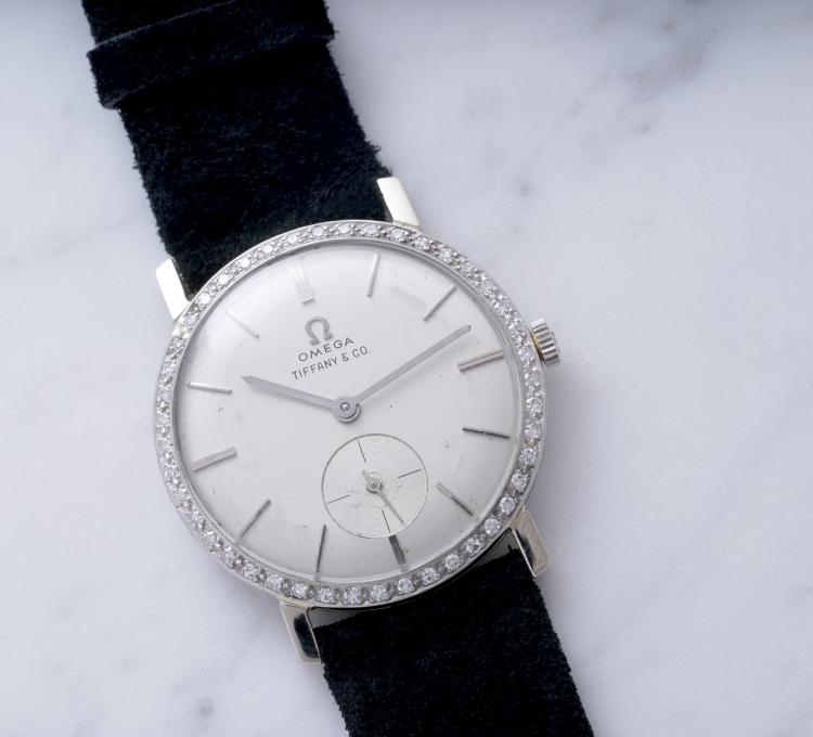 ساعة أوميغا التي امتلكها المغني الأميركي إلفيس بريسلي