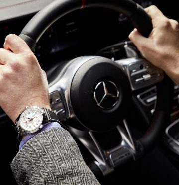 """Ingenieur Chronograph Sport Edition """"50th Anniversary of Mercedes-AMG"""