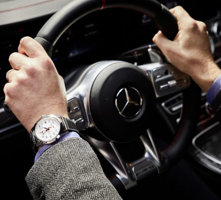 "Ingenieur Chronograph Sport Edition ""50th Anniversary of Mercedes-AMG"