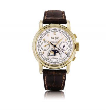 ac9f695cf THE ASPREY: ساعةٌ تاريخية من Patek Philippe ستكون نجمة مزاد سوذبيز!