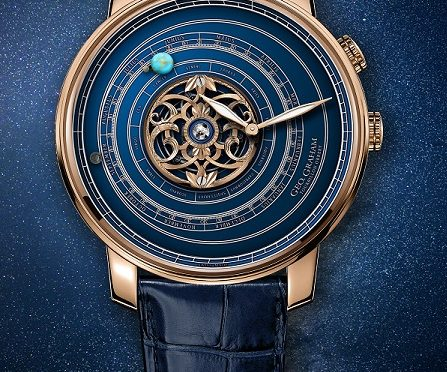 Geo-Graham Orrery Tourbillon